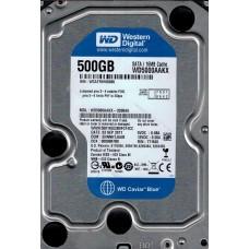 Western Digital WD5000AAKX-329BA0 DCM: EHNNHTJAAB 500GB