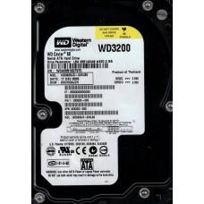Western Digital WD3200JD-22KLB0 320GB DCM: DSCHCAJCH