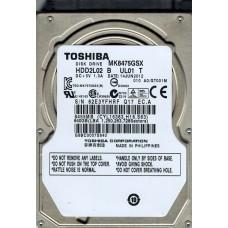 MK6475GSX Toshiba 640GB HDD2L02 B UL01 T PHILIPPINES