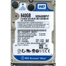 WD6400BPVT-80HXZT3