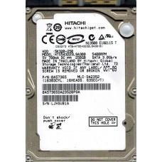 Hitachi HTS543225L9A300 P/N: 0A57365 MLC: DA2352 250GB