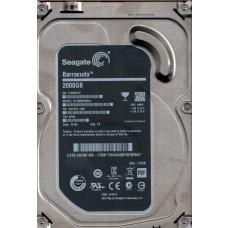 Seagate ST2000DM001 P/N: 1CH164-049 F/W: AP55 2TB TK 655-1725B