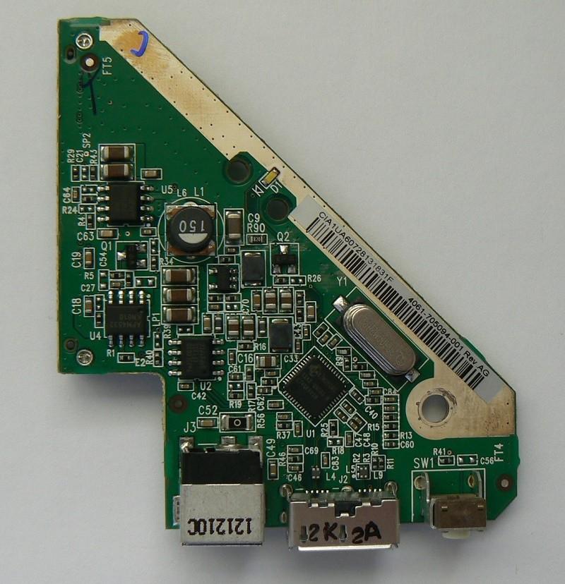 4061-705094-001 Rev AG WD Controller Board My Book Essential 1TB/2TB/3TB USB 3.0