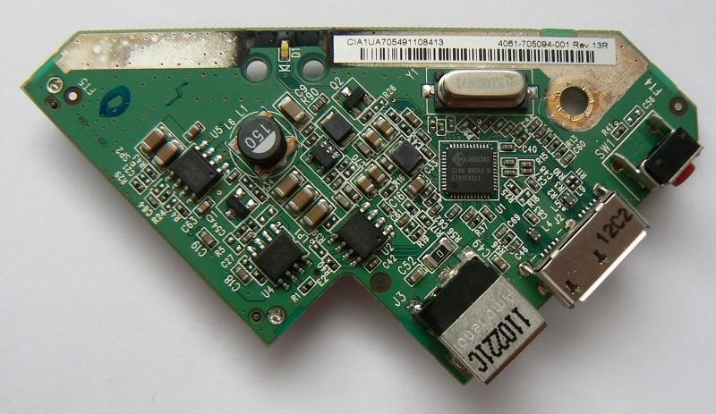 4061-705094-001 Rev 13R WD Controller Board My Book Essential 1/2/3TB USB 3.0
