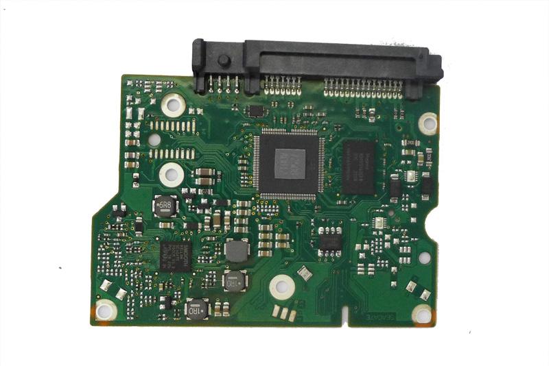 PCB ST3000DM001 100687658 REV C P//N 1CH166-572 F//W CC46 WU Seagate
