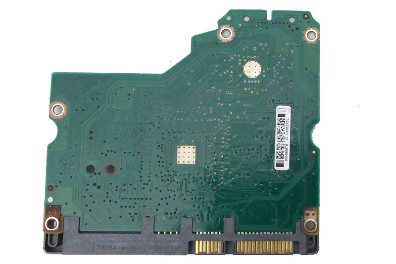 9QK FW SD1A PN 9BX156-303 Seagate 750GB SATA 3.5 Bsectr KRATSG ST3750330AS
