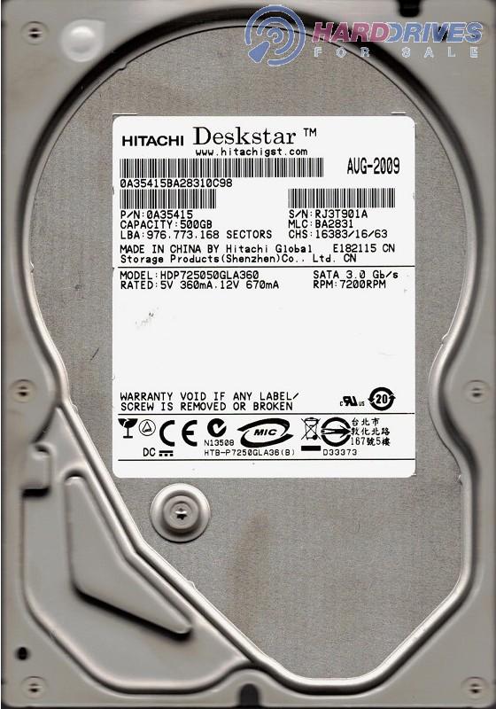 HDP725050GLA360