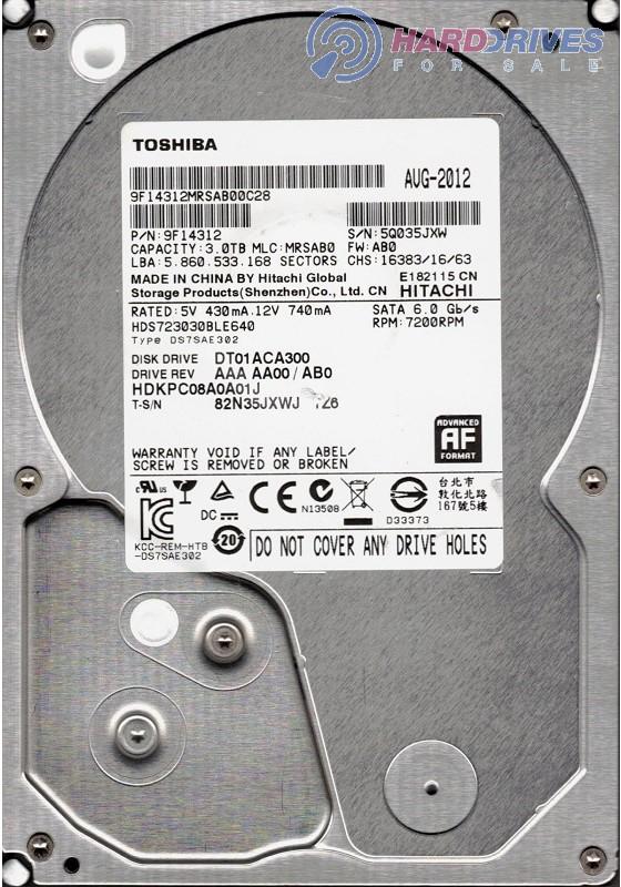 HDS723030BLE640
