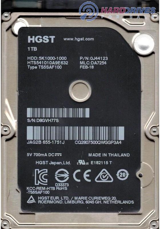 HTS541010A9E632
