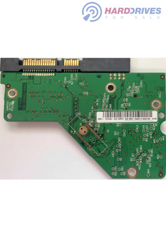 WD5000AAKS-65V0A0 2061-771640-202 04PD1