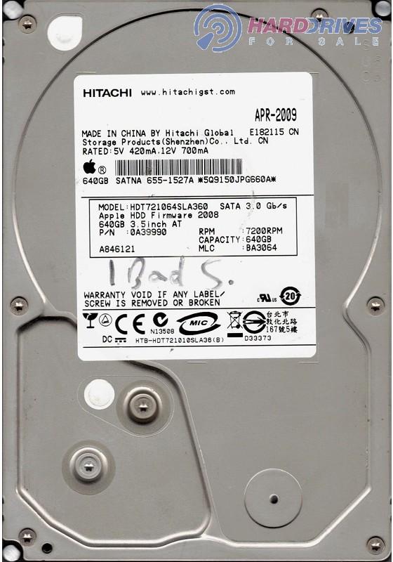 HDT721064SLA360