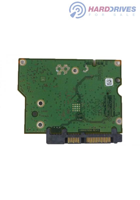 PCB ST3000DM001 100687658 REV C