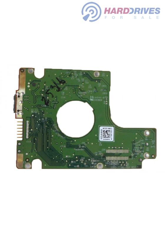 PCB WD20NMVW-11AV3S2 2061-771961-G01 04RD5