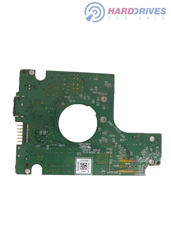 PCB WD10TMVW-11ZSMS1 2061-771737-600 01PD2