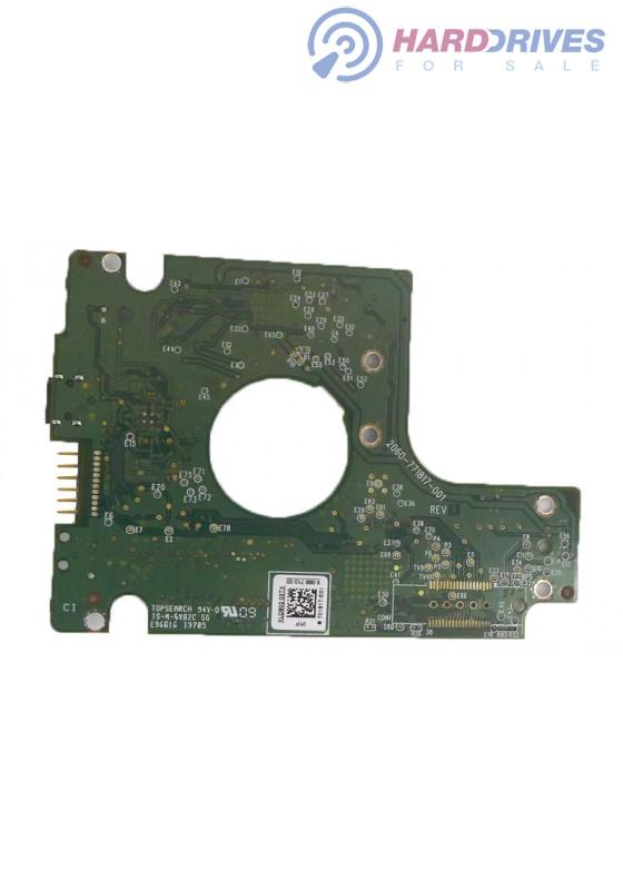 PCB WD5000BMVV-11SXZS2 2061-701817-E01 01P