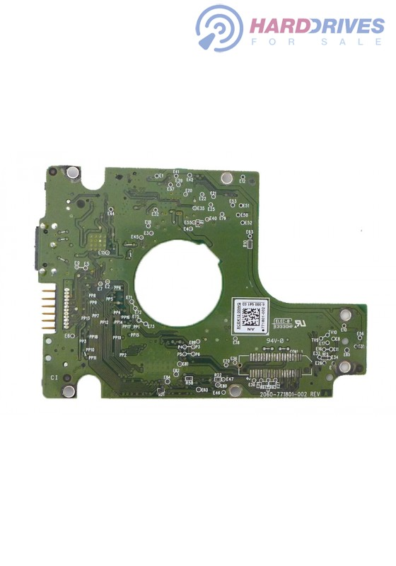 PCB WD20NMVW-11W68S0 2061-771801-102 AN
