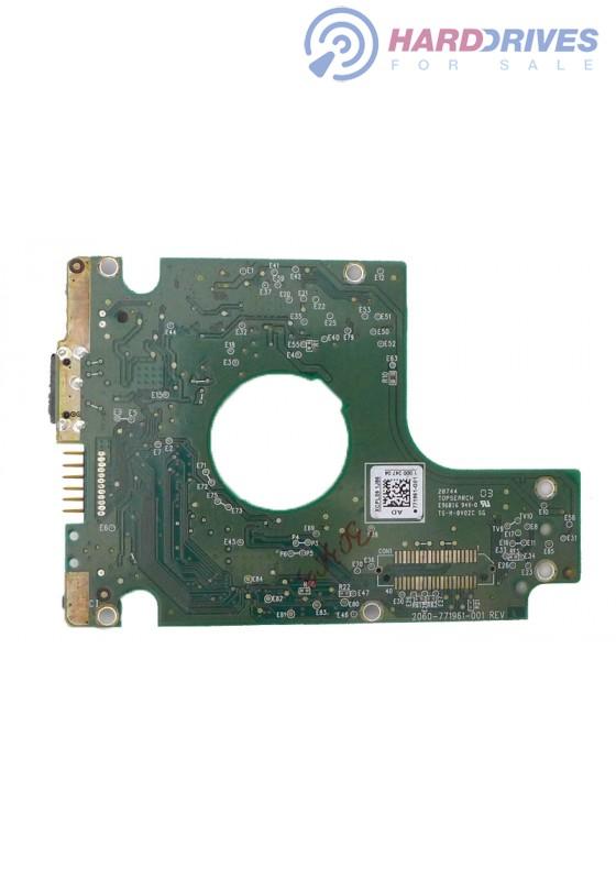 PCB WD20NMVW-11AV3S2 2061-771961-G01 AD