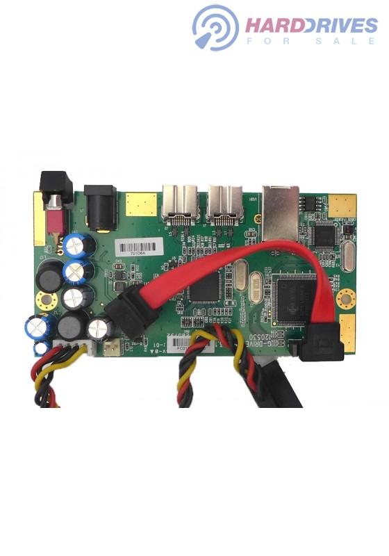 G-DRIVE REV:3.1 120530 Drive Controller Board 2TB FC0123502970