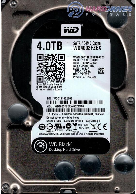 WD4003FZEX-00Z4SA0