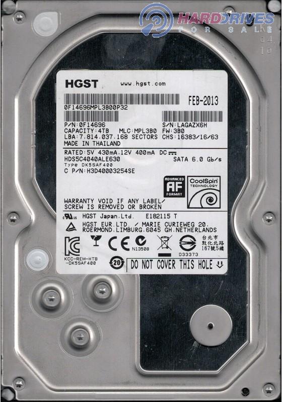 HDS5C4040ALE630