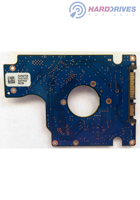 HTS545050B9SA02-0A58758 DA2740C
