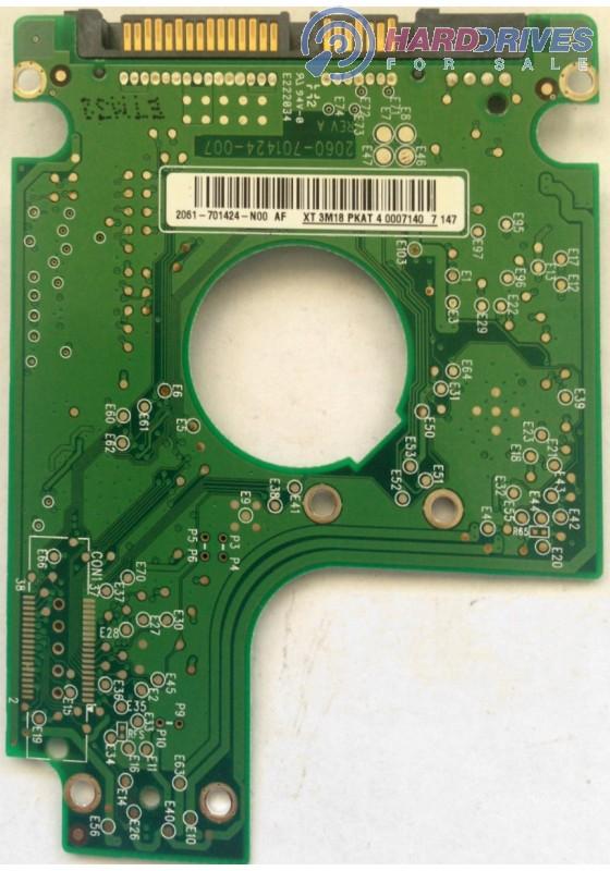 WD1200BEVS-60LAT0-2061-701424-N00 AF