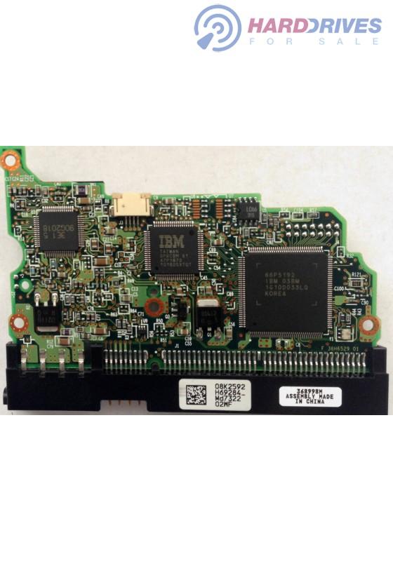 IC35L120AVV207-0-08K2592 H69284