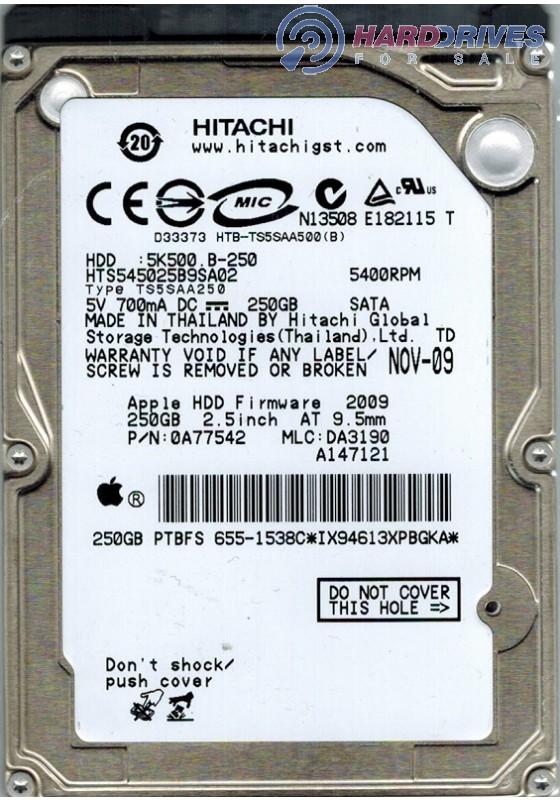 HTS545025B9SA02