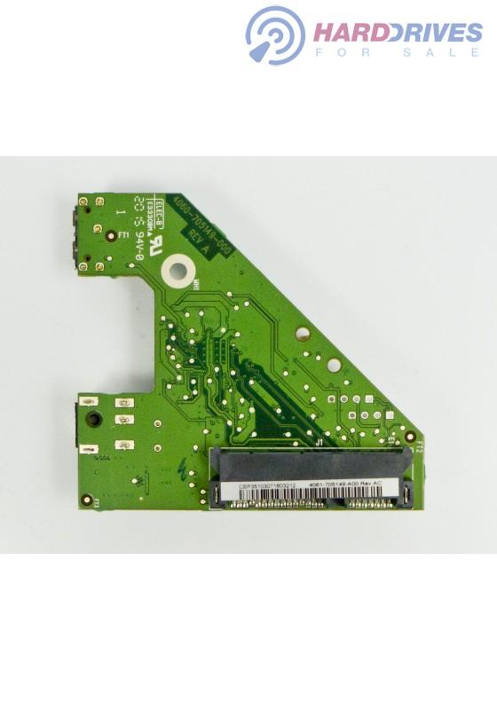 WD My Book PCB Controller 4061-705149-000 Rev AC 4060-705149-000 USB 3.0 E17-03