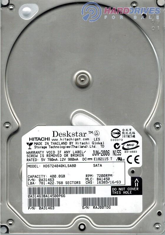 HDS724040KLSA80