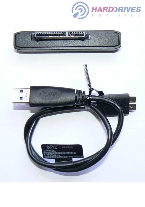 Seagate Backup Plus Sata Usb 3 0 Adapter Portable