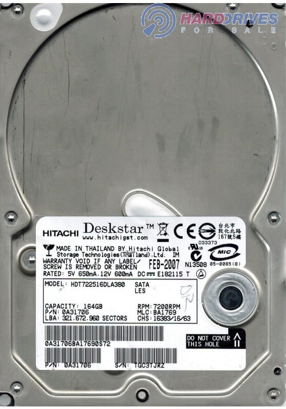 HDT722516DLA380