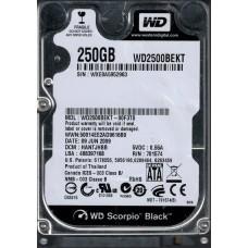 WD2500BEKT-00F3T0