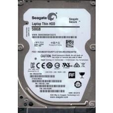 ST500LM024 P/N: 1RS152-500 F/W: 0001SDM7 WU W62 Seagate 500GB