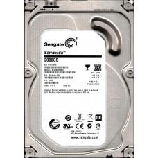 Seagate ST2000DM001 F/W: CC43 P/N: 1CH164-300 2TB SU S1E