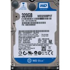 WD3200BPVT-26JJ5T0