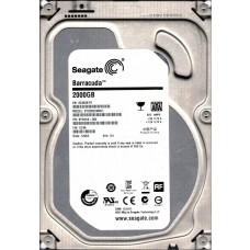 Seagate ST2000DM001 P/N: 9YN164-300 F/W: CC49 SU S24 2TB
