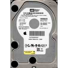 Western Digital WD5000AAKS-40TMA0 MAC 655-1360B 500GB DCM: DHRCNV2CHB