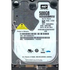 WD5000BMVW-11AJGS2