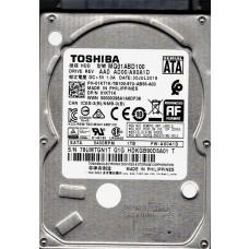 MQ01ABD100 AAD AD00/AX0A1D Philippines Toshiba 1TB