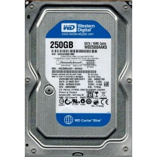 WD2500AAKS-00V6A0