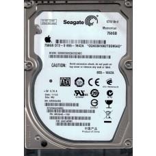 ST9750420ASG P/N: 9RUG4G-700 F/W: 0001APM1 WU 5WS MAC 655-1642A Seagate 750GB