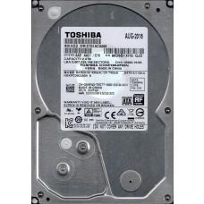 DT01ACA200 AAD AA21/C70 CHINA Toshiba 2TB