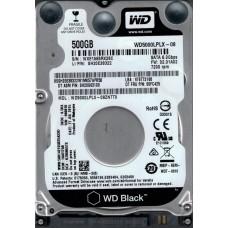WD5000LPLX-08ZNTT0 DCM: HAOT2AB WXE1A Western Digital 500GB