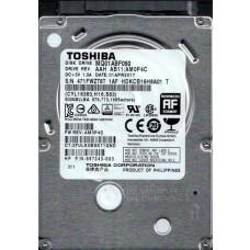 MQ01ABF050 AAH AB11/AM0P4C Toshiba 500GB