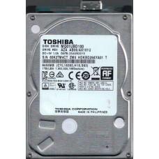 MQ01UBD100 AZA AB00/AX101U Philippines Toshiba 1TB