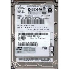 MHV2040AH P/N: CA06531-B20000DL Fujitsu 40GB DATE: 2005-05