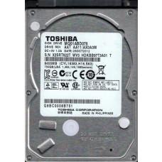 Toshiba MQ01ABD075 750GB AAT AA11/AX0A3M PHILIPPINES Laptop Hard Drive