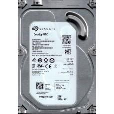 ST2000DM001 P/N: 1ER164-510 F/W: CC26 TK Z4Z Seagate 2TB Desktop HDD