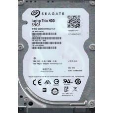 Seagate ST320LT012 P/N: 1DG14C-500 F/W: 0001SDM1 WU WBY 320GB